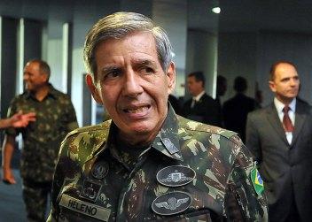 Generals working with Bolsonaro