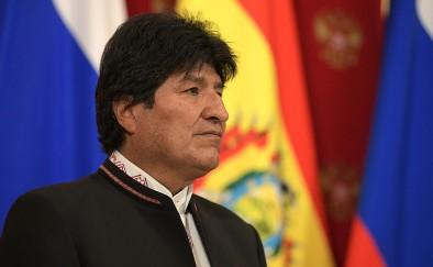 Evo Morales photo