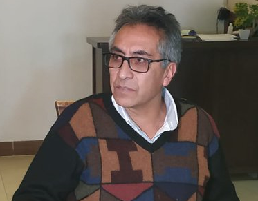 Gustavo interview - Bolivia