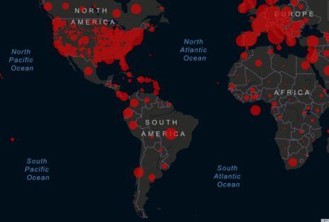 Covid19 in Latin America