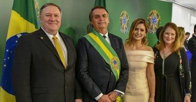 Brazil, Bolsonaro and Pompeo